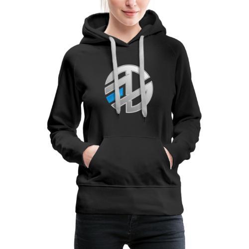 EHZRAEL - Sweat-shirt à capuche Premium pour femmes