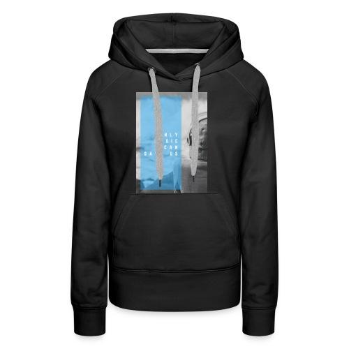 Only Music - Vrouwen Premium hoodie