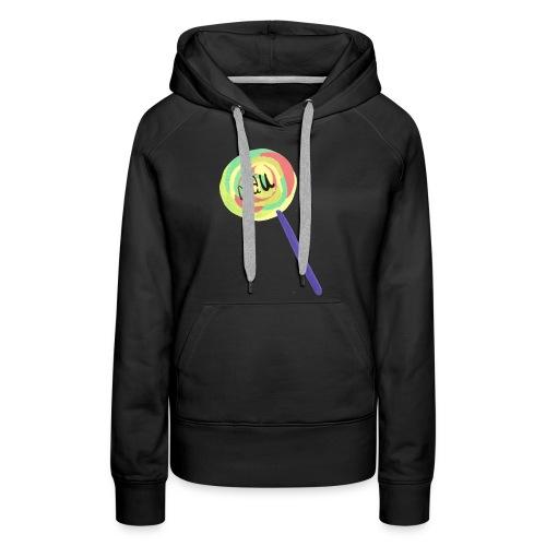 Lauuu Lollipop - Women's Premium Hoodie