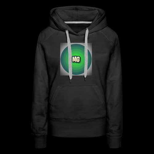 mg - Vrouwen Premium hoodie