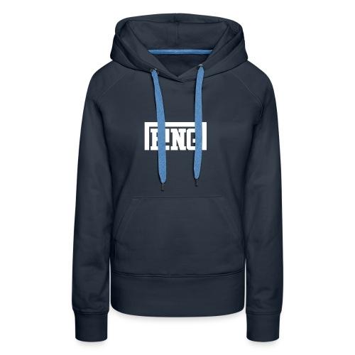 ping2 - Vrouwen Premium hoodie
