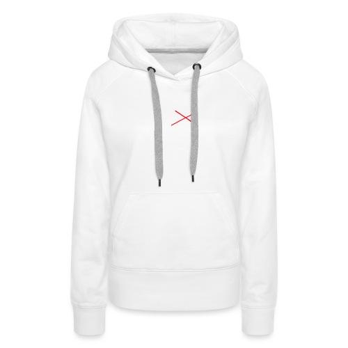 I Love MILK - Vrouwen Premium hoodie