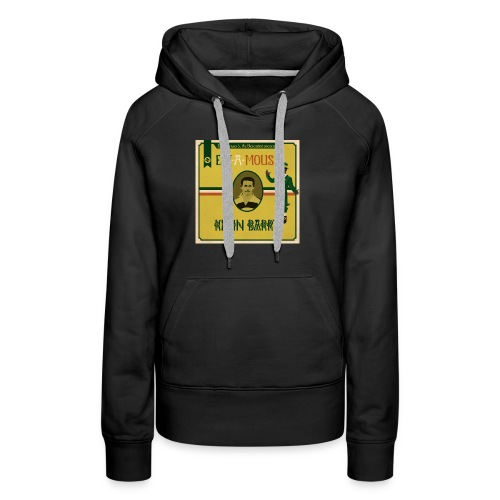 Eek a Mouse Kevin Barry - Women's Premium Hoodie