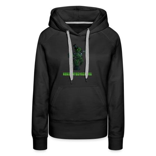 RenderTechnician V3 (Women's Tshirt) - Women's Premium Hoodie
