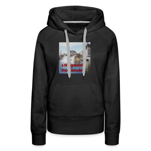 t shirt man Vliegende Hollander - Vrouwen Premium hoodie