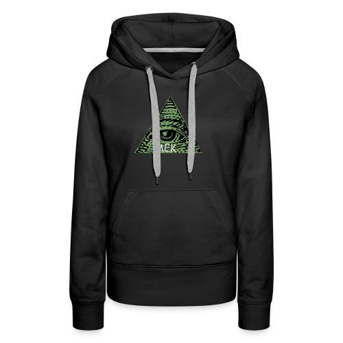 Mek - Vrouwen Premium hoodie