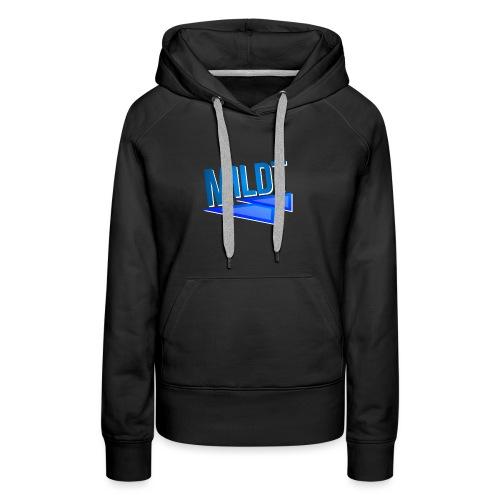 MILDT Normale Kids Shirt - Vrouwen Premium hoodie