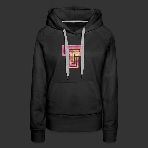 T-Shirt Manches Courtes Hommes THS - Sweat-shirt à capuche Premium pour femmes