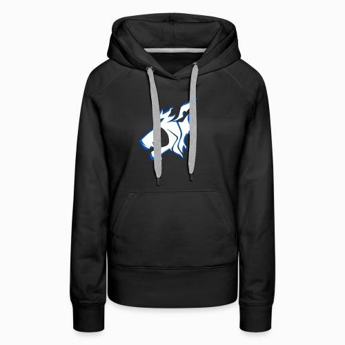 Dustox Gaming sweater Logo groot - Women's Premium Hoodie