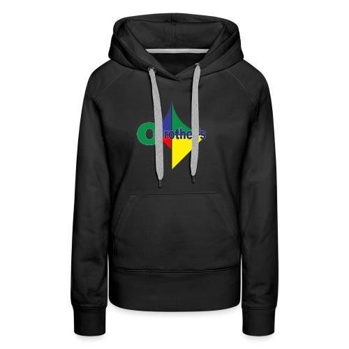 OBGL Design - Sweat-shirt à capuche Premium pour femmes