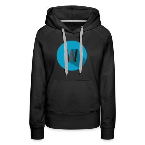 Weekiewee logo - Women's Premium Hoodie