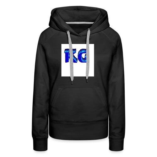 NOG MEER STUFF! - Vrouwen Premium hoodie