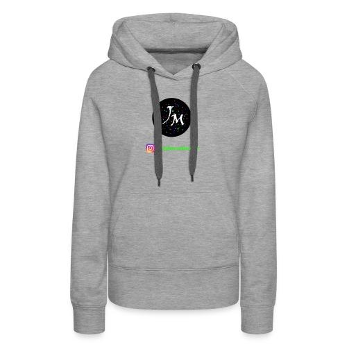 jminformation-Logo - Frauen Premium Hoodie