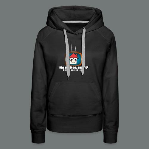 Nerdhouse - Frauen Premium Hoodie