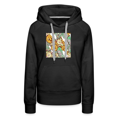 Mask Factory - Day Edition - Women's Premium Hoodie