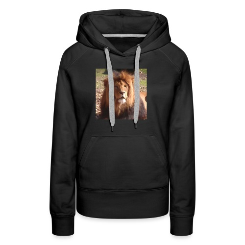 Lejon - Premiumluvtröja dam