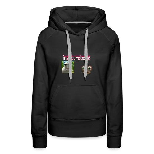 INSECUREBOYS - Women's Premium Hoodie