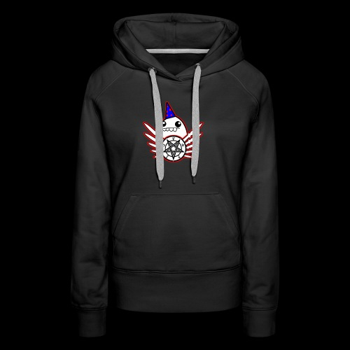 Speedcore Henk MC Logo 2 - Vrouwen Premium hoodie