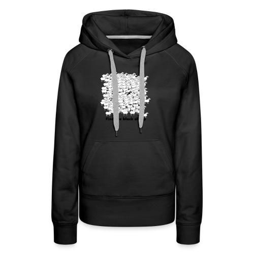black sheep - Vrouwen Premium hoodie