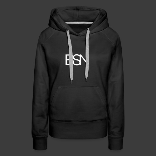 BSN Official Shirt - Women's Premium Hoodie