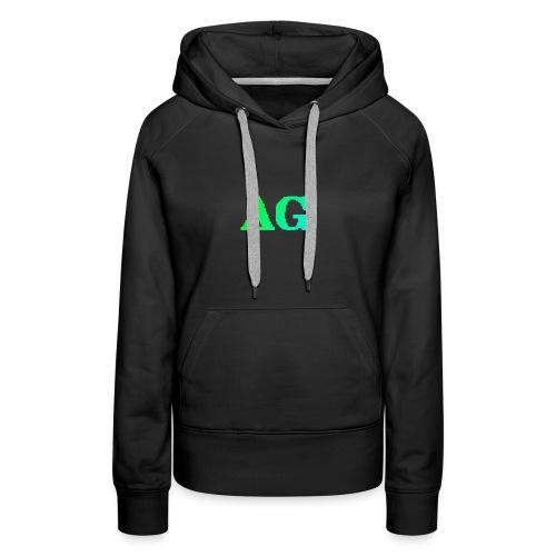 ATG Games logo - Naisten premium-huppari