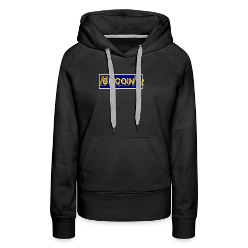 BITCOIN ST Bitcoin t - Frauen Premium Hoodie