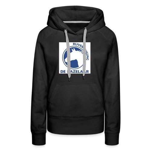 LgHazelaarPantoneReflexBl - Vrouwen Premium hoodie