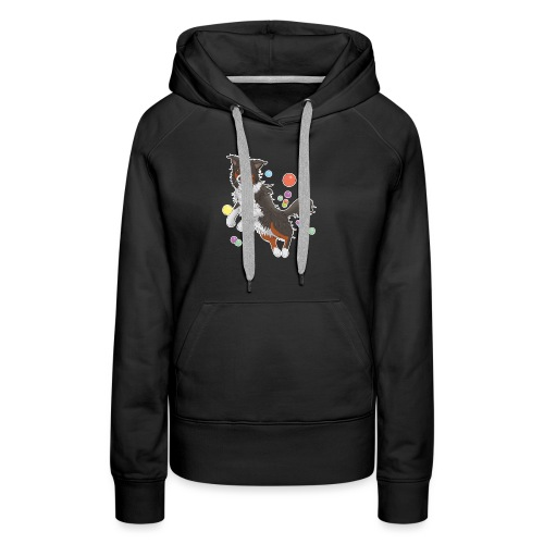 Australian Shepherd - Frauen Premium Hoodie