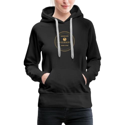 Cronisch Unterhopf - Seit jeher - Frauen Premium Hoodie