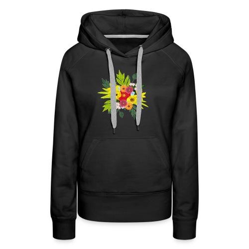 Flower_arragenment - Women's Premium Hoodie
