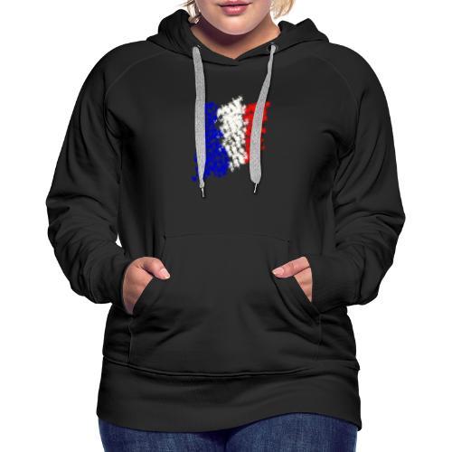 FRANKREICH - Frauen Premium Hoodie