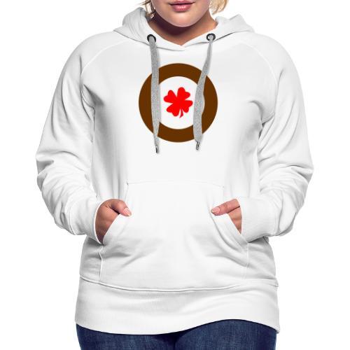 CLAY - Frauen Premium Hoodie