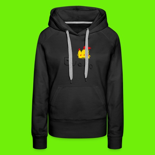King Bueno Classic Merch - Women's Premium Hoodie
