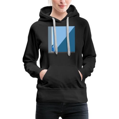 TOUAREG - Sweat-shirt à capuche Premium pour femmes