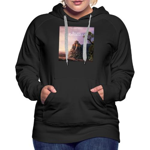 Cover: The New Testament 2.0 - Women's Premium Hoodie