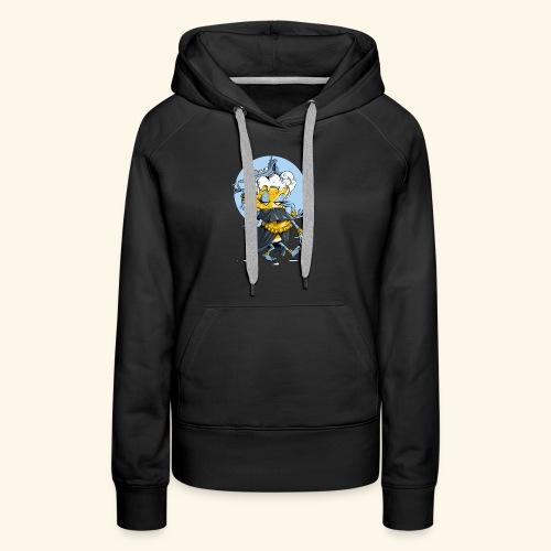 Beery dance - Sweat-shirt à capuche Premium pour femmes