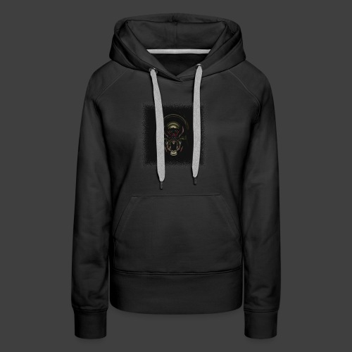 The Scream - Women's Premium Hoodie