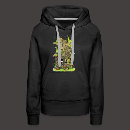 Ivy Death - Sweat-shirt à capuche Premium pour femmes