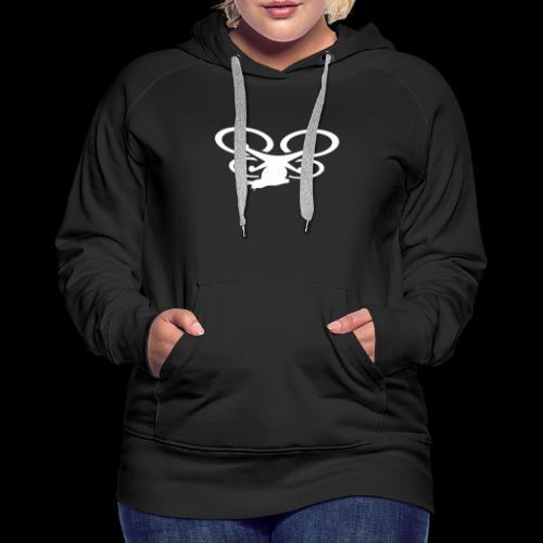 Einseitig bedruckt - Frauen Premium Hoodie