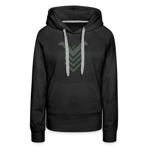 BRAWL-MESH-NEW-V1 - Vrouwen Premium hoodie