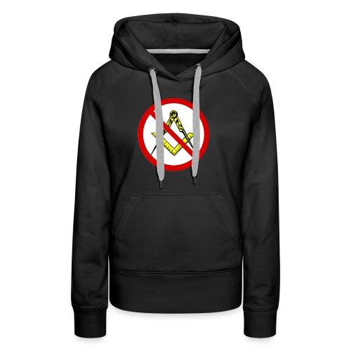 Anti-FM - Sweat-shirt à capuche Premium pour femmes