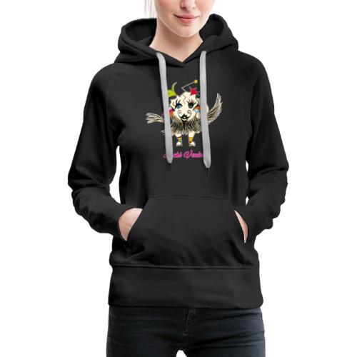 Archi Veulux - Sweat-shirt à capuche Premium pour femmes