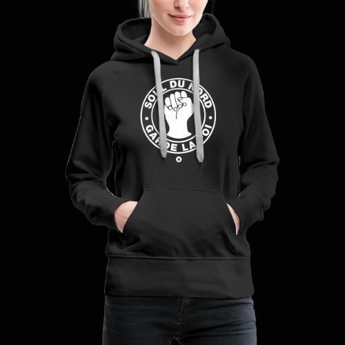 La soul du Nord ! - Sweat-shirt à capuche Premium pour femmes