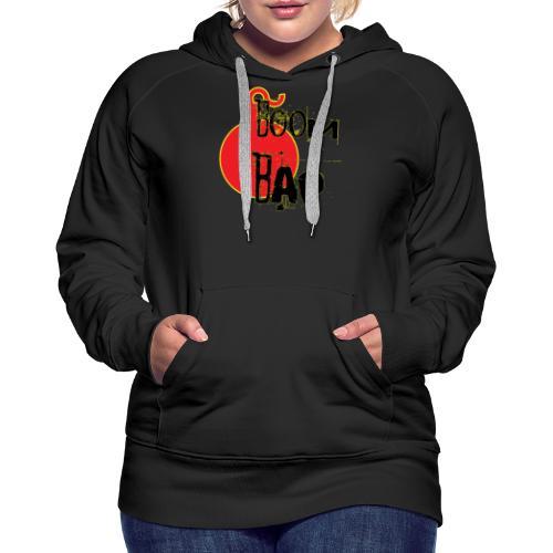 Boom Bap - Women's Premium Hoodie