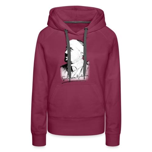 Débardeur Femme - Guillaume Apollinaire - Sweat-shirt à capuche Premium pour femmes