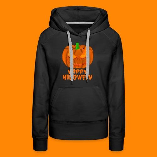 Happy Halloween - Frauen Premium Hoodie