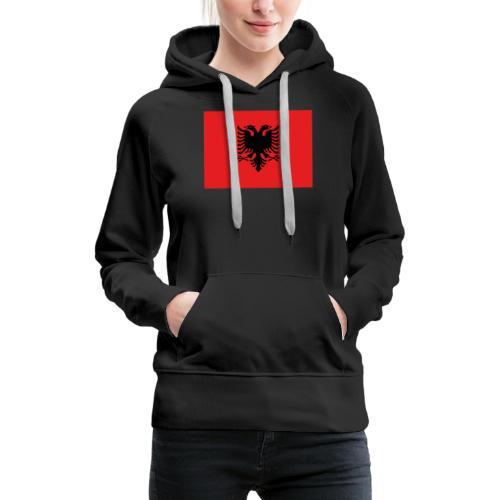 Shqipria - Frauen Premium Hoodie