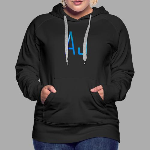 AJ No Background - Women's Premium Hoodie