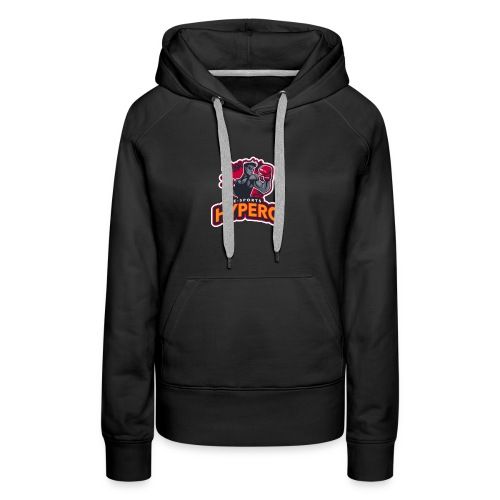 HyperC Official Clan Collection - Frauen Premium Hoodie