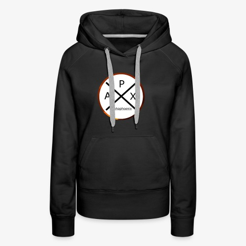 Alphaphoenix logo - Frauen Premium Hoodie